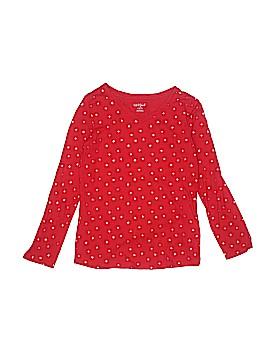 Cat & Jack Long Sleeve T-Shirt Size 10/12