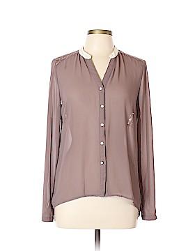 Chloe K Long Sleeve Blouse Size L