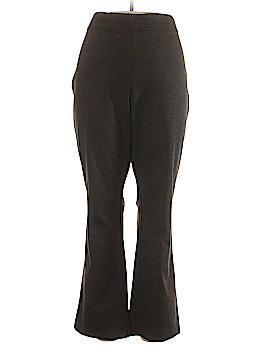 Simply Vera Vera Wang Casual Pants Size 2X (Plus)