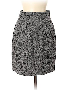 Cache Wool Skirt Size 8