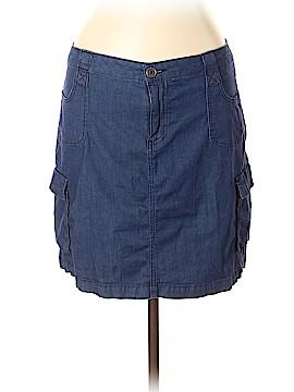 CB Denim Skirt Size 12