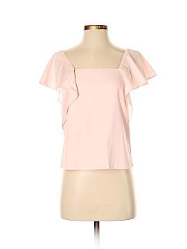 Zara TRF Short Sleeve Top Size XS