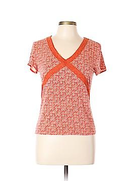 Crazy Horse by Liz Claiborne Short Sleeve T-Shirt Size XL