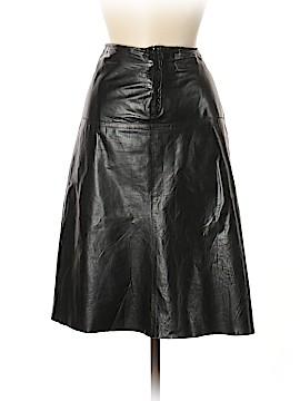 Banana Republic Leather Skirt Size 6