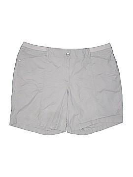 Fleur bleue Khaki Shorts Size 20 (Plus)