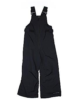 Columbia Snow Pants With Bib Size 4/5