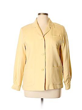 Pendleton Silk Blazer Size 14