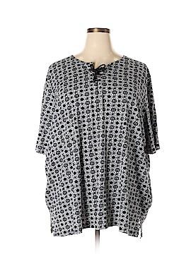Ulla Popken Short Sleeve Top Size 28 - 30 (Plus)