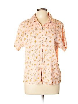 Billy Blues Short Sleeve Button-Down Shirt Size XL