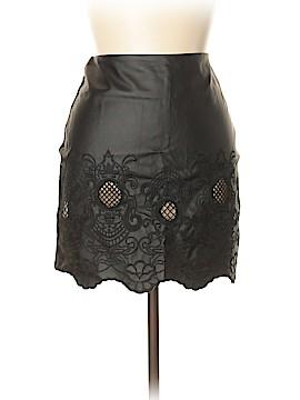 Jealous Tomato Leather Skirt Size L
