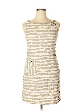 Papillon Blanc Casual Dress Size L