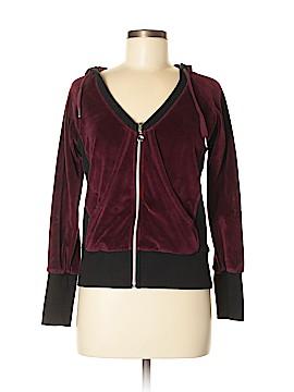 NM Luxury Essentials Zip Up Hoodie Size M