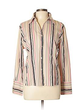 Autograph Long Sleeve Button-Down Shirt Size XL