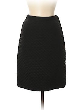 Linda Allard Ellen Tracy Silk Skirt Size 8