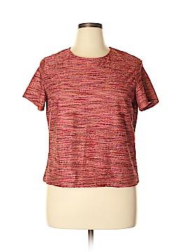 Covington Outlet Short Sleeve Top Size XL