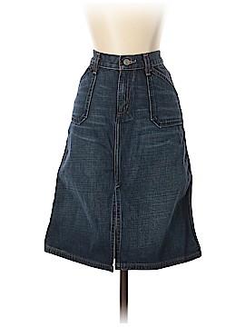Express Jeans Denim Skirt Size 8