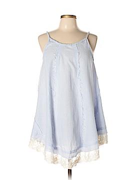 Umgee Sleeveless Blouse Size L