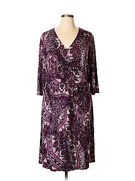 Ulla Popken Casual Dress Size 20 (Plus)