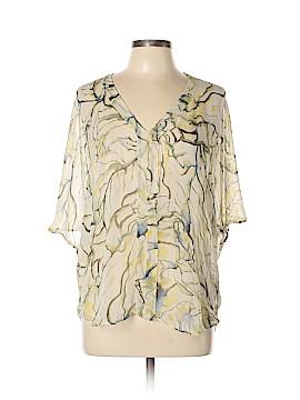 Gypsy 05 Short Sleeve Silk Top Size M