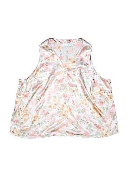 Cacique Sleeveless Blouse Size 18 (Plus)