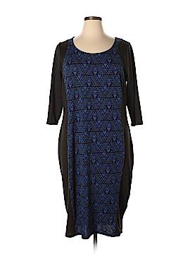 Derek Heart Casual Dress Size 2X (Plus)