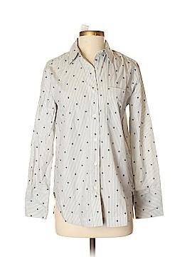 Banana Republic Short Sleeve Button-Down Shirt Size XS