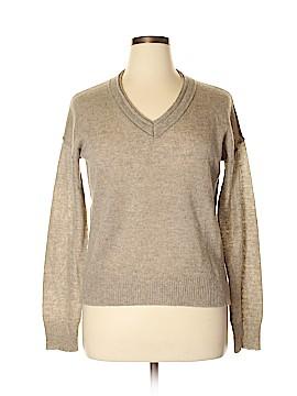 LINE Cashmere Pullover Sweater Size L