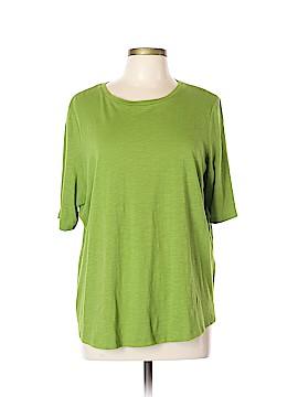 Eileen Fisher Short Sleeve T-Shirt Size XL
