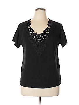 Zanzea Collection Short Sleeve Top Size XL