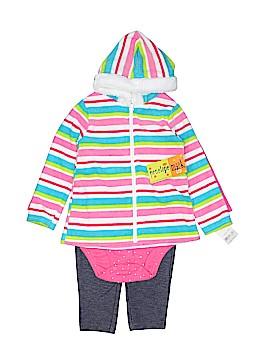 Penelope Mack Fleece Jacket Size 24 mo
