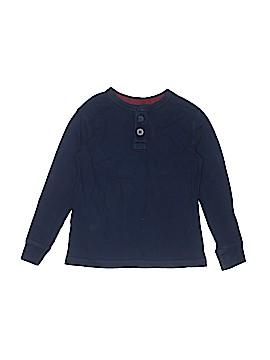 Cherokee Long Sleeve Henley Size 6 - 7