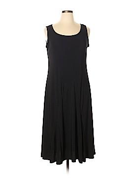 Travelsmith Casual Dress Size XL (Petite)