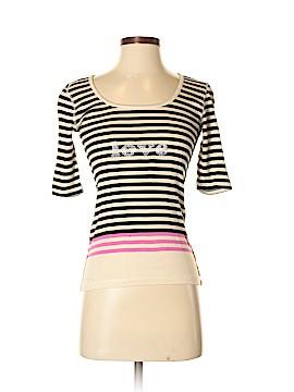 Sonia Rykiel 3/4 Sleeve T-Shirt Size XS