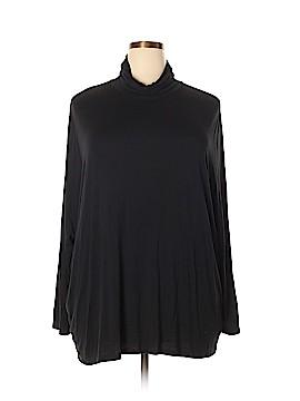 Ava & Viv Long Sleeve Top Size 4X (Plus)