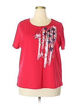 Breckenridge Short Sleeve T-Shirt Size 3X (Plus)