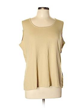 White Stag Sleeveless Top Size XL