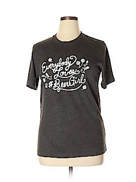 Canvas Short Sleeve T-Shirt Size XL