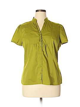 East 5th Short Sleeve Button-Down Shirt Size XL