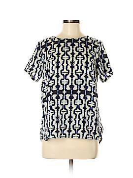 ABS Platinum Short Sleeve Blouse Size M