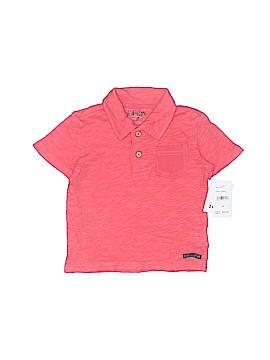 Hudson Short Sleeve Henley Size 12 mo