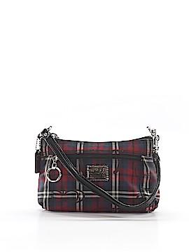 Coach Heart Poppy Shoulder Bag One Size