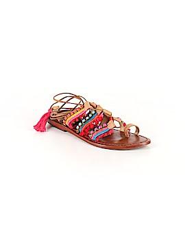 Schutz Sandals Size 8