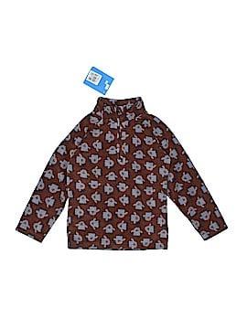 I Play Fleece Jacket Size 4T