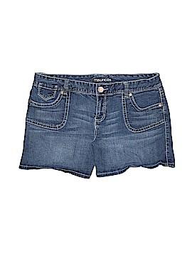Maurices Denim Shorts Size 15 - 16