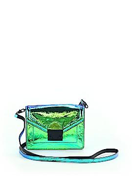Loeffler Randall Leather Crossbody Bag One Size