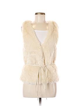 Love Tree Faux Fur Vest Size M