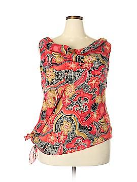 Jamie Nicole Collection Sleeveless Blouse Size 4X (Plus)