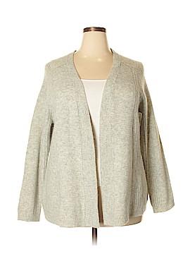 Coldwater Creek Wool Cardigan Size 2X (Plus)
