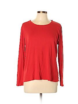New York & Company Long Sleeve T-Shirt Size XL