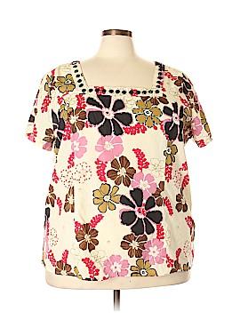 Venezia Short Sleeve Blouse Size 28 - 26 Plus (Plus)